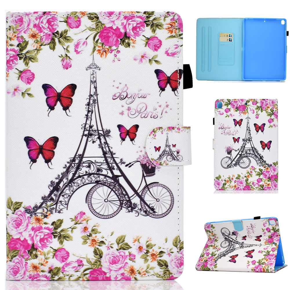 7th A2200 For Cover 10.2 Case iPad Tablet Cute For iPad 10.2