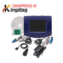 Original VSTM Digiprog III V4.94 Digiprog 3 with OBD2 ST01 ST04 cable odometer correction tool Digiprog3 In stock free shipping(China)