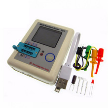 LCR TC1 LCR T7 TC T7 H T7 Display Transistor Tester Multifunctional TFT Backlight Diode Triode Capacitance LCD Screen Meter