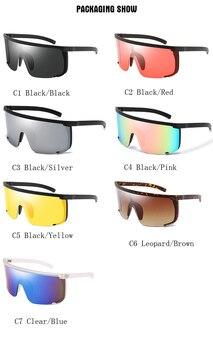 Sport  Oversize Sunglasses  5