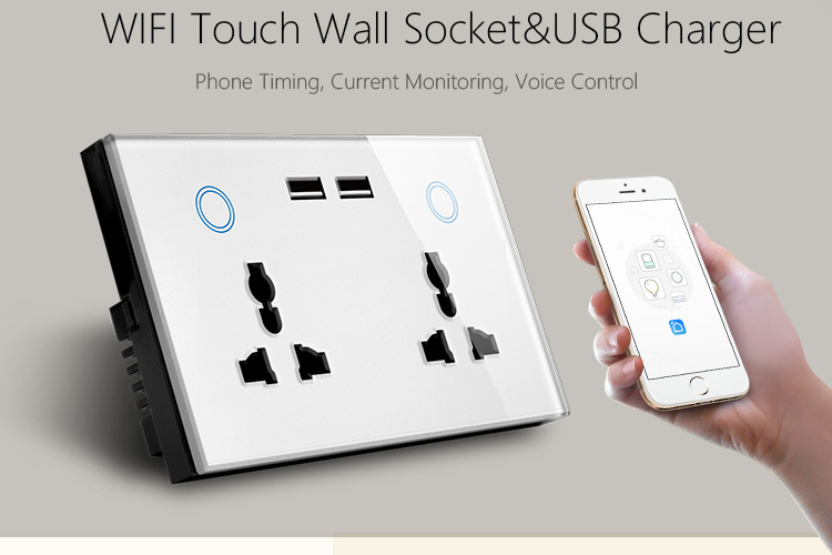 USB WIFI Socket-03