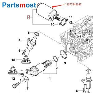 Image 5 - OEM Chất Lượng Lập Dị Trục Truyền Động Cho Xe BMW 1 3 X1 Z4 E46 N42 N46 Valvetronic Servo 11377509295 11377548387 A2C59515104