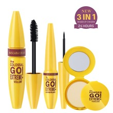3 IN 1 Makeup Set For Daily Use Includet Eyeliner Mascara Po