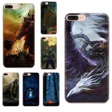 For Galaxy Grand A3 A5 A7 A8 A9 A9S On5 On7 Plus Pro Star 2015 2016 2017 2018 New Personalized Phone Accessories Case Dark Souls(China)