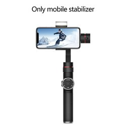 Zomei V5 New 3-Axis Handheld Gimbal Stabilizer Selfie Sticks for SmartPhone for iPhone X 8 Plus 7 6 SE Samsung Galaxy S9 S8 S7S6