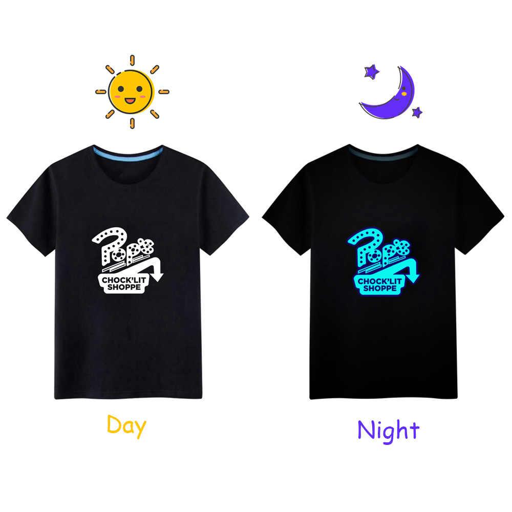 NEW Southside Serpents Riverdale Snake Luminous Kids T-Shirts Boy Girls Fluorescent Short Sleeves T shirt Baby Cotton Tops Ves