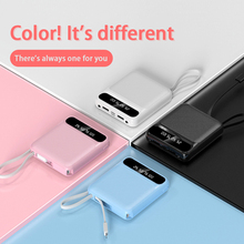 for Xiaomi Redmi Mini Power Bank 20000mAh Portable Charging