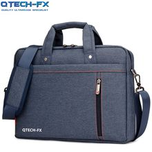 "14/15.6/17"" Business Laptop Bags Men Women Student Nylon Portable for Dell Apple QTECH-FX Xiaomi Lenovo Acer Computer Case Pink(China)"