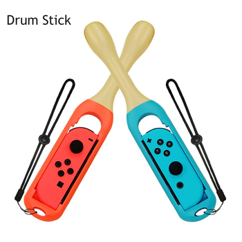 Drum Stick For Nintend Switch Motion Sensing Game Taiko Drum Master For Joy-Con Game Controller Drum Stick image