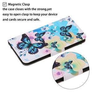 Image 4 - Etui z klapką do Samsung Galaxy A12 sFor Samsung A 12 A125 SM A125F magnetyczny stojak telefony ochronne powłoki portfel torby