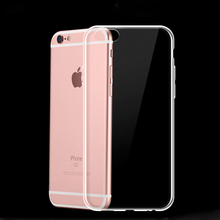 Buy Transparent tpu Ultra-thin Clear Silicone Phone Case For iPhone X XS XR XS Max 8 7 6 6S Plus protection Back Cover directly from merchant!