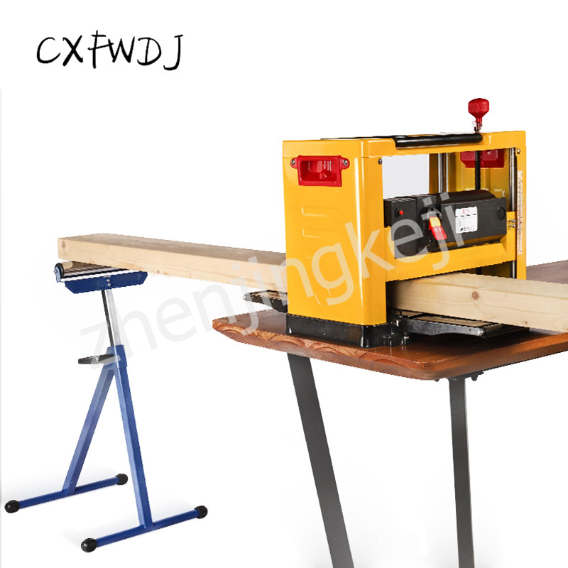 13 Inch Desktop Woodworking Planer Woodworking Planer High Power Multi-function Planer Small Household Planer