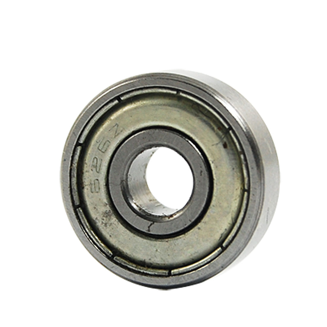 uxcell <font><b>626Z</b></font> Double Sealed Carbon Steel Ball <font><b>Bearing</b></font> 6mm x19mm x6mm image
