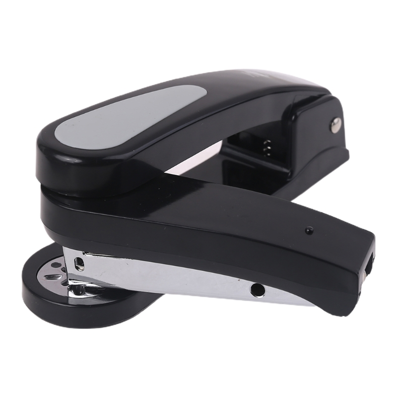 360 Degree Rotary Stapler 2-25 Sheets A4 Paper Capacity Bookbinding Machine Manual Binding Supplies for Office Home School H052