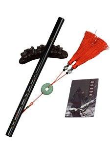 Image 2 - Flauta de cultivo demoníaco Wei Wuxian Mo Dao Zu Shi Lan Wangji Chen Qing, accesorios de disfraces, regalo