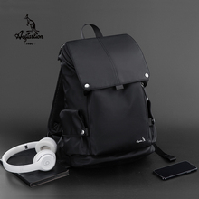 Mochila Fashion Teenage Men Backpack High Quality Youth Backpacks for Boy Male School Shoulder USB Charge Bagpack AUGTARLION