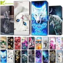 Funda de cuero Ultra S20 para Samsung Galaxy S20 Plus A01 21 51 71 A10 20 30 50 S A20E, funda protectora pintada