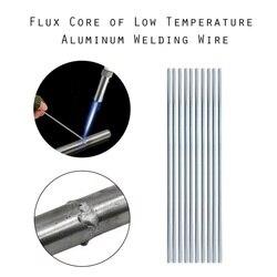 1/10/20/50pcs 1.6mm Low temperature aluminum welding wire for Welding Aluminum Wire Solder Rod Welding Wire Cored Soldering Rod