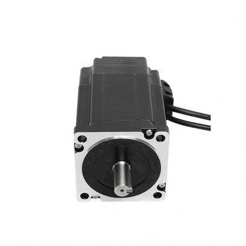 цена на 12Nm 6A 2 Phase Nema 34 Hybrid Closed loop Stepper Motor Kit For CNC Cut Wood Engraving Machine
