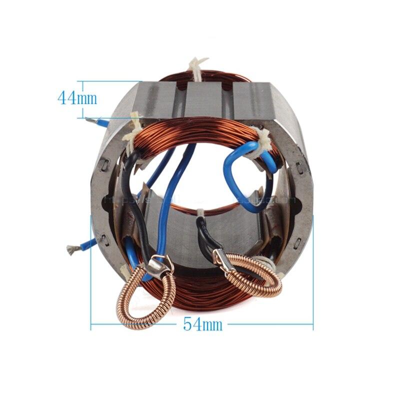 AC220-240V электрический молоток дрель статора катушки для MAKITA 100 9523NB 9524NB 9525NB 521623-6