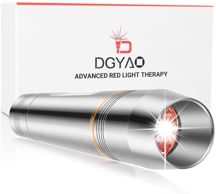 DGYAO 660nm светодиодный красный светильник терапевтические устройства облегчение боли для суставов мышечной текстуры кожи заживление и лечение травм|Брекеты и подставки|   | АлиЭкспресс