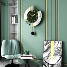 Большие настенные часы в скандинавском стиле декоративные swingable