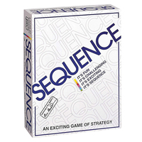 Party Games Sequence Playing Cards Game Strategy Family Party School Game English Home Party Table Card Game
