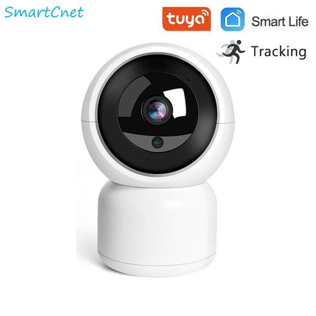 Smartcnet câmera de vigilância smart life, 720p 1080p ip 1m 2m sem fio wi fi câmera de vigilância cctv aparelho do bebê da câmera