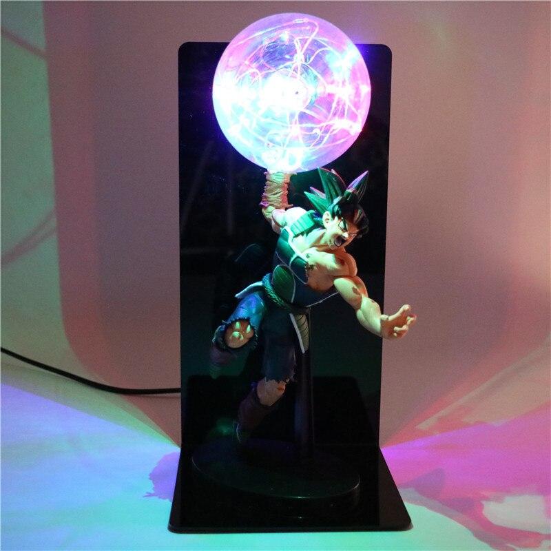 アクションフィギュアグッズドラゴンボール Z 置物悟空父 DIY アニメモデルベビー人形子供子供のおもちゃ TD 0013  グループ上の おもちゃ & ホビー からの アクション & トイ フィギュア の中 1