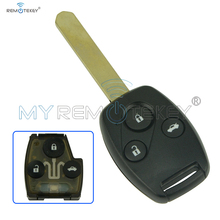цена на Remote head key 313.8mhz HON66 3 button OUCG8D-380H-A for Honda car key