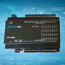 """Модуля локальной сети """"Ethernet 32-канальный DI промышленных приобретения Управление модуль ModbusRTU порты TCP, UDP протокол ввода-вывода блок"""