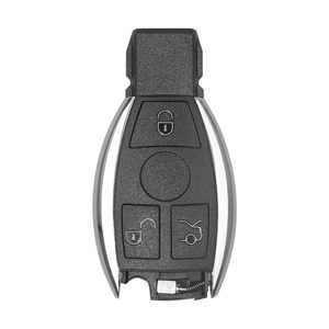 Image 3 - Smart Key Shell 3 Button For Benz Only Key Shell with Logo