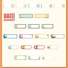 Label Sticker Name NIIMBOT Waterproof 5-Get Hand-Account Buy D11 Self-Adhesive Heat-Sensitive