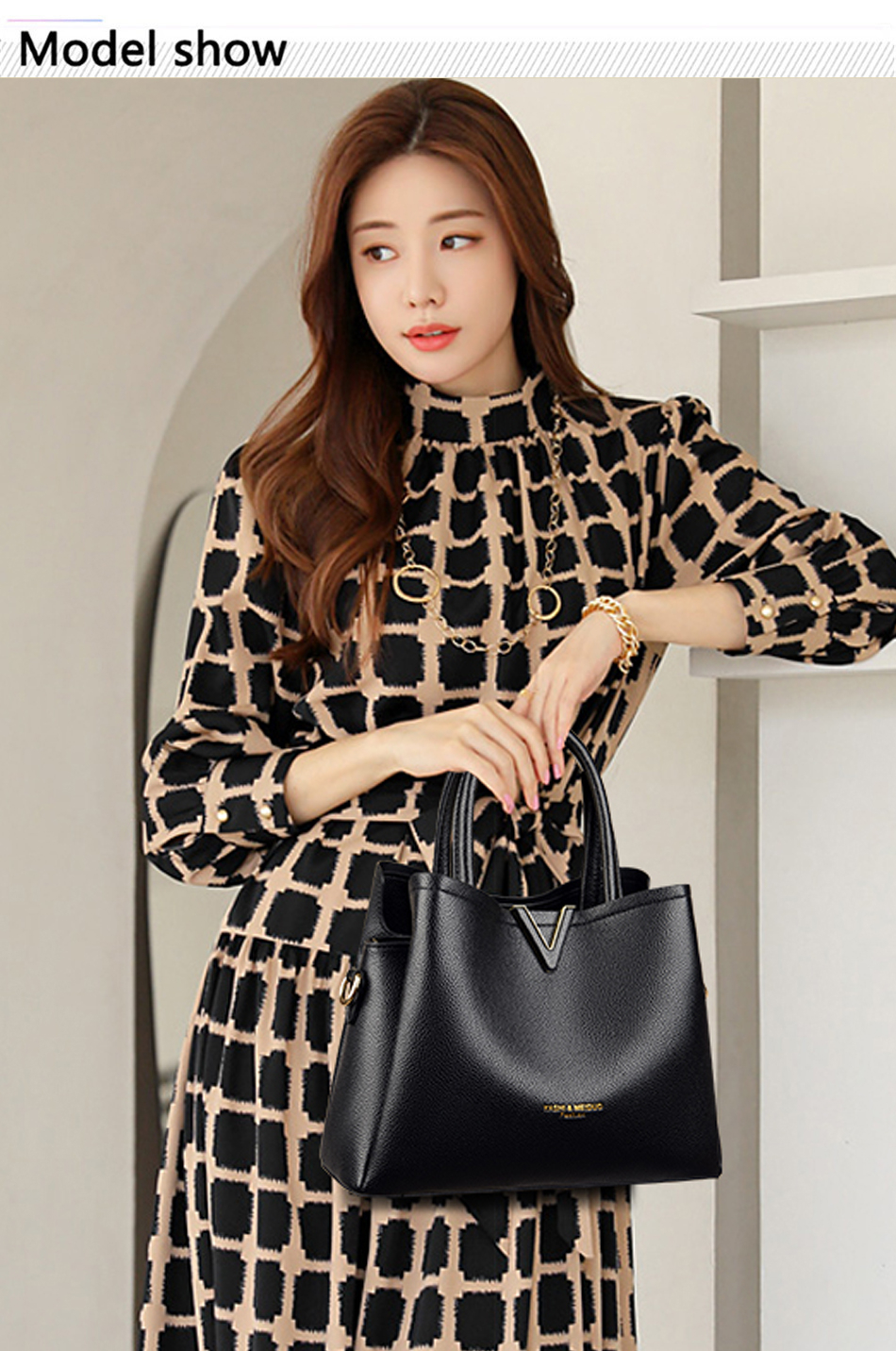Marca designer de couro bolsas de luxo