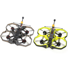 iFlight ProTek35 151mm 3.5inch 4S 6S CineWhoop Analog BNF with RunCam Nano2 2.1MM NTSC Cam/Beast Whoop F7 45A AIO for FPV