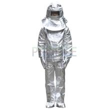 Спецодежда пожаробезопасная ткань огнеупорная теплоизоляционная одежда пожарная Рабочая Униформа пожаробезопасная безопасная огнеупорная одежда