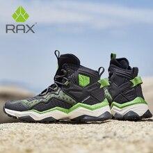 Hiking Boots Trekking-Shoes Sports-Sneakers Waterproof Women Rax Outdoor Breathable Mens
