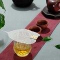 Чайное ситечко  лист чайного фильтра в форме листьев bodhi утечка кунг-фу чай infusers доступ выдалбливают листья Индивидуальный фильтр