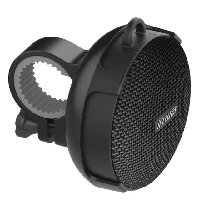Outdoor Portable Bicycle Wireless Bluetooth <font><b>Speaker</b></font> Bicycle Column IPX7 Waterproof Boombox Shower Sound Handsfree+<font><b>Bike</b></font> <font><b>Mount</b></font> image