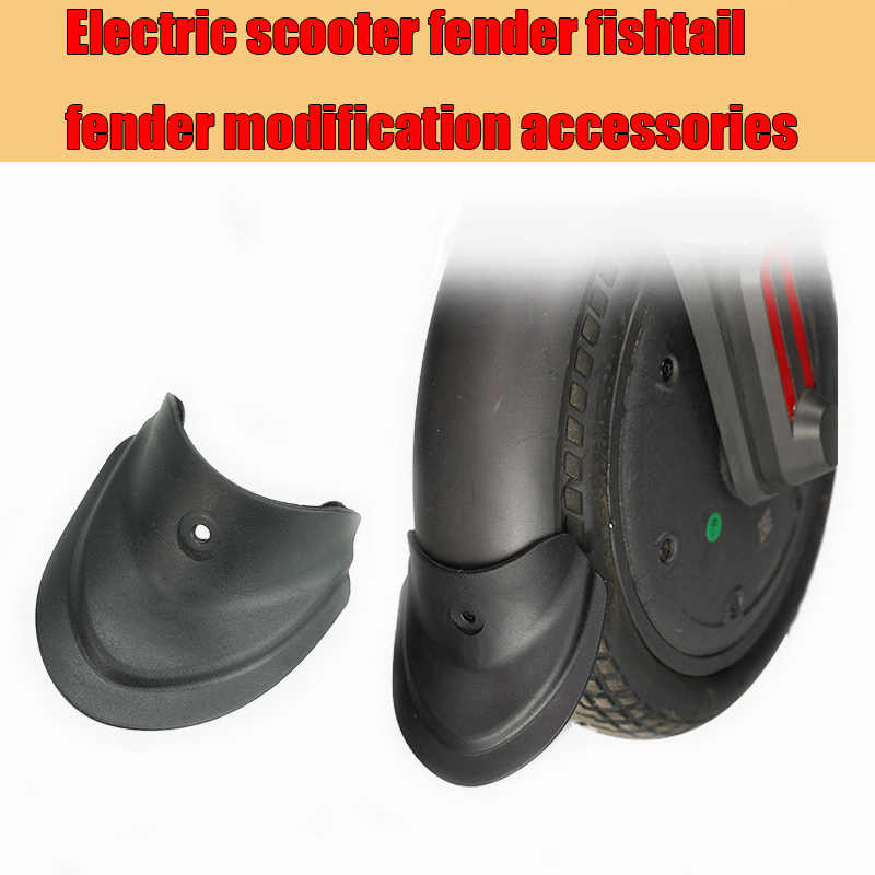 Xiaomi M365 Scooter Front Rear Fender Mud Retaining For Xiaomi M365 Pro Mud Retaining Water Electric Scooter Accessories