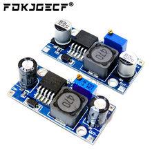 Lm2596 DC-DC step down conversor módulo 3a ajustável step down módulo LM2596S-ADJ regulador de tensão 24v 12v 5v 3v lm2596s