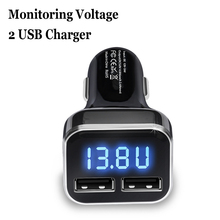 New 5V 4.8A Car Charger for Iphone Samsung Xiaomi 2 USB Char
