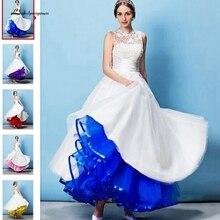 Lakshmigown A Line تول تنورة للنساء بدون الأطواق 100 سنتيمتر طول الأرض فستان الزفاف تنورات اكسسوارات الزفاف 2019