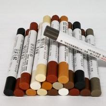 Воск деревянная мебель пол ремонтные ручки поврежденные царапины ремонт мелки Ремонт материалов