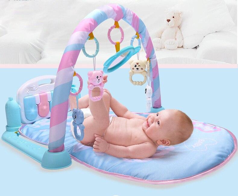 precoce ginásio rastejando presente do bebê brinquedos