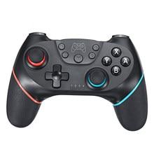 Manette de jeu sans fil Bluetooth Pro pour Console n-switch NS Switch, contrôleur, Joystick, USB, 2020