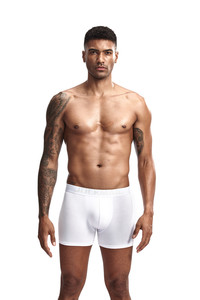 Image 5 - Men Sexy Removable Pad Boxer Underwear Butt Enhancing Trunk Butt Lifter Enlarge Push Up Underpants Shorts Male Panties