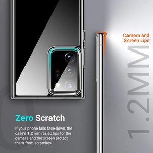 Image 2 - Galaxy Note 20 A21S S10 M11 Ultra Thin Soft TPU Case For Samsung Note 10 Lite 5G S10e S10+ Plus S20 Ultra A51 A71 M31 A41 M21