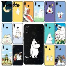 Yinuoda Kartun Lucu Moomin Hippo Phone Case untuk Xiaomi Redmi Note 7 5 4 Redmi 5 Plus 6A Note8 4X note8Pro(China)