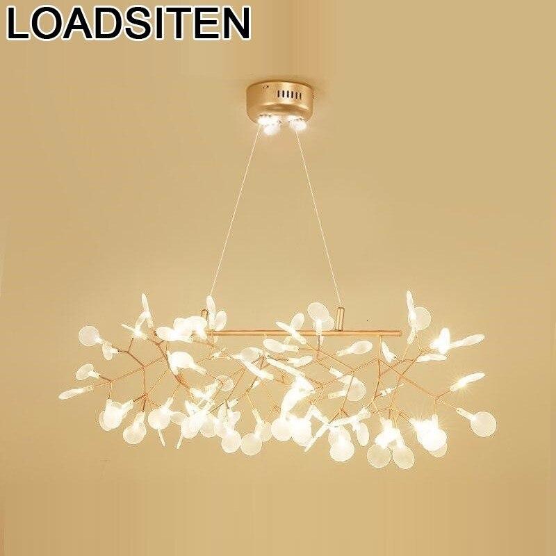 Verlichting Hanglamp Led Loft Decor Lampen Modern Lampara De Techo Colgante Moderna Suspension Luminaire Luminaria Hanging Lamp